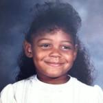 Latoya Rhodes, fifth grade