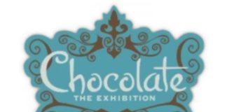 chocolate the exhibition logo