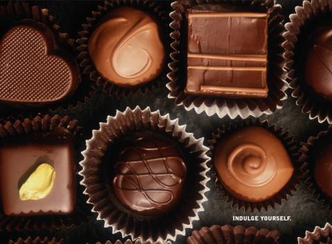 ultimate chocolate festival logo