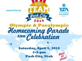 celebrate team park city 2014 logo