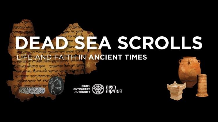 dead sea scrolls leonardo slc