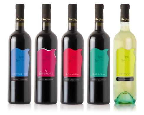 santa giustina wines