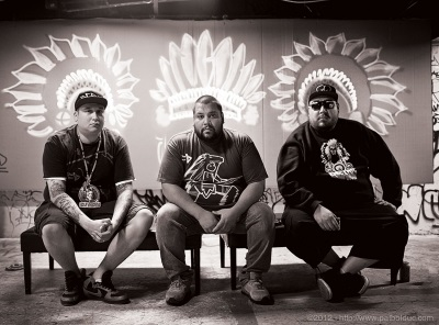 a tribe called red living traditions 2014