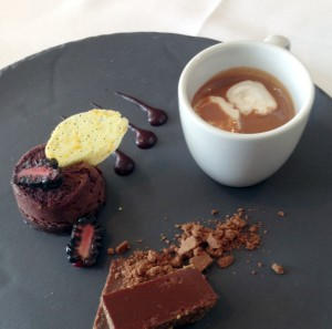 chocolate trio sky lodge