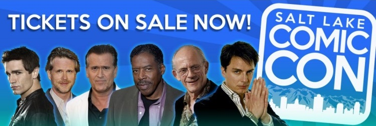 guests for slc comic con 2014