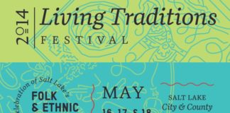 living traditions festival banner