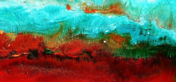 Burning Meadows, Sergiusz Wiaderny.