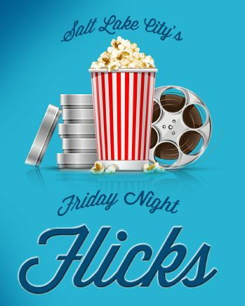 Friday Night Flicks Logo