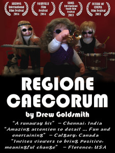 "Regione Caecorum: ""In The Land Of The Blind,"" by Drew Goldsmith."