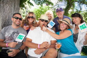 Art Fans Unite at The Utah Arts Festival. Photo by Nicole Morgenthau.