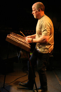 McCutcheon has spent 40 years perfecting his instrumental craft on the hammered dulcimer.