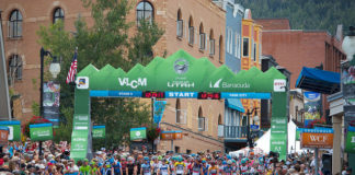 Tour Of Utah start 2013