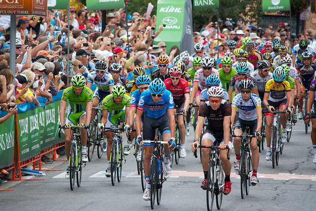 Tour Of Utah rider pack