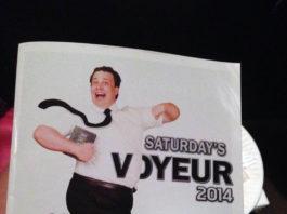 Saturday's Voyeur Salt Lake Acting Company