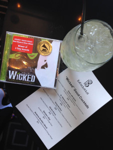 Wicked, Bambara, cocktails