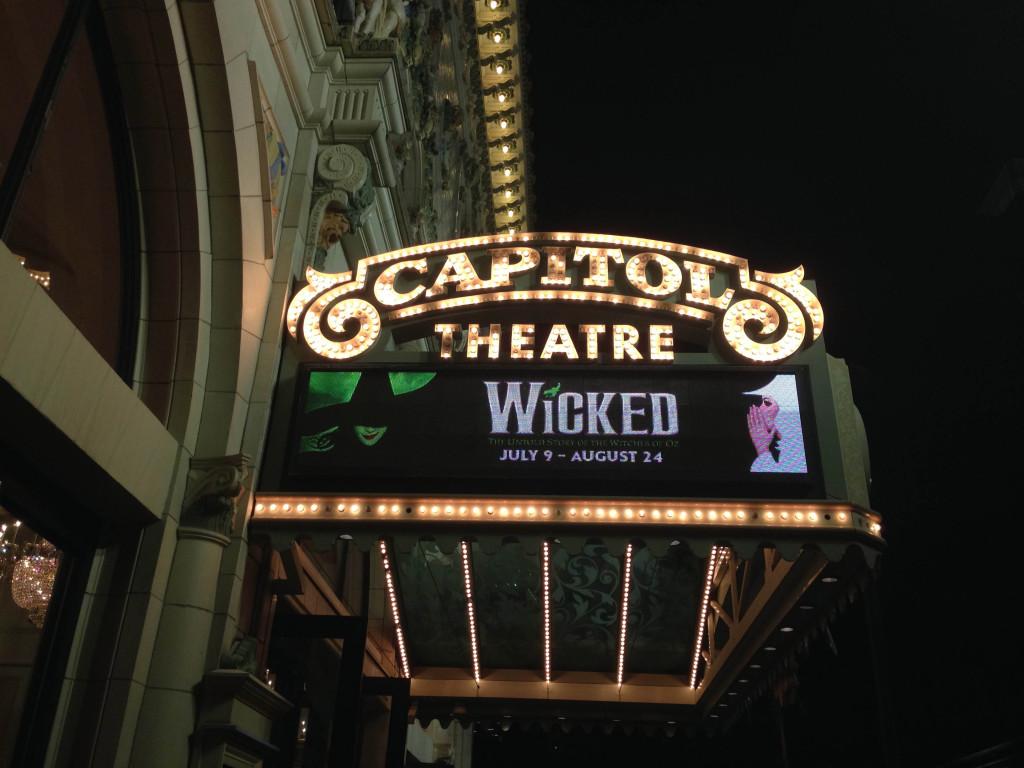 Wicked, Salt Lake City, Broadway in Utah