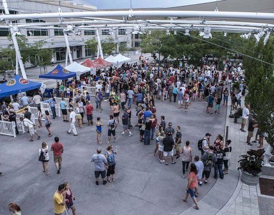 city weekly beer festival in 2013