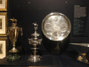 the prized Triple Crown