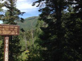 Blackhawk Trail Trailhead