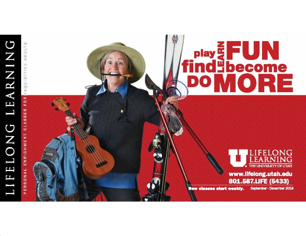 Lifelong Learning fall catalog