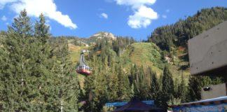 tram deck snowbird