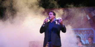 lou ferrigno salt lake comic con day one 2014