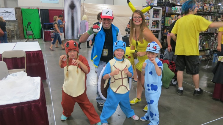 salt lake comic con 2014 pokemon family