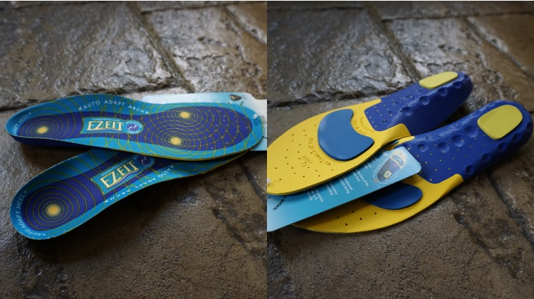 ezfit auto auto adaptable insoles