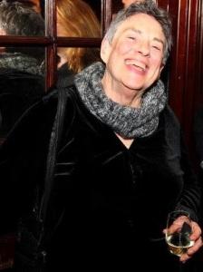 Julie Jensen, playwright.