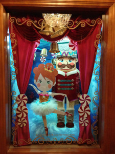 The nutcracker window