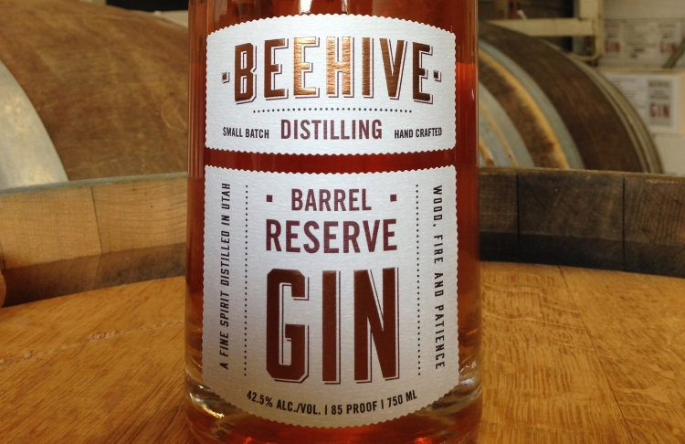 beehive distilling reserve gin