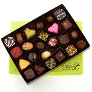 chocolot chocolate box