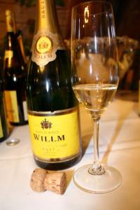 Willm Blanc de Blanc Brut Crémant D'Alsace