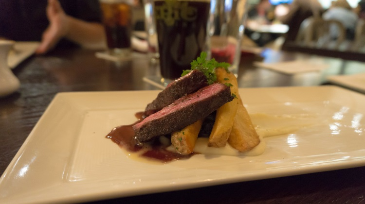 annex by epic bavette steak frites