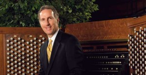 Richard Elliott, principal organist, Mormon Tabernacle Choir.