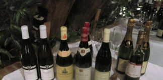 wines of Bourgogne