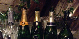 French Wine Scholar program: Champagnes