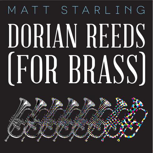 MattStarling_DorianReedsforBrass Front Cover