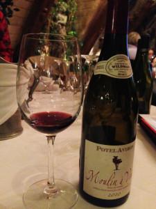 "Potel-Aviron Moulin-a-Vent Cru Beaujolais ""Vieilles Vignes"" 2010"