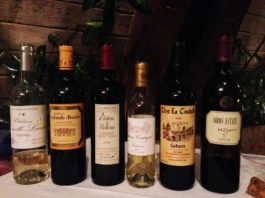 wines of Bordeaux and Southwest France