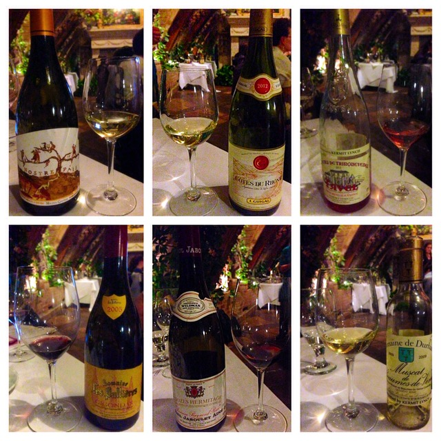 wines of Rhône Valley