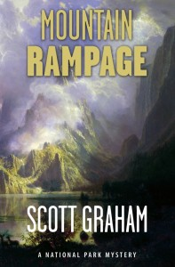 Scott Graham's second novel in the National Park Mystery series is slated for release in June.