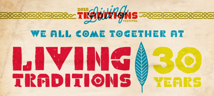 living traditions salt lake city 2015 logo