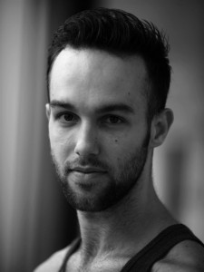 Garrett Smith, one of the choreographers featured on SALT Contemporary Dance's upcoming 'Surge' concert.