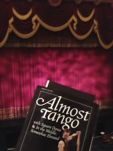Almost Tango at Capitol Theatre