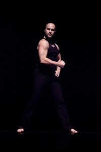 Former RDT dancer Nathan Shaw, whose new work 'Whistle Stop' will be performed at the RDT 'Reunion' concert.