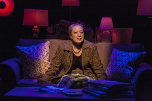 April Fossen, 'Pilot Program,' Plan-B Theatre, Photo by Rick Pollock.