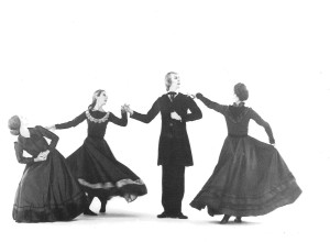 BilL Evans, one of RDT's original performers and choreographers, created 'The Legacy' in 1972.