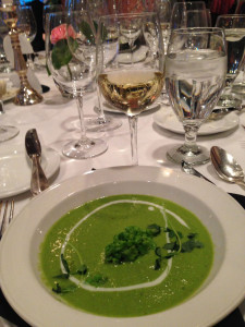 English pea soup