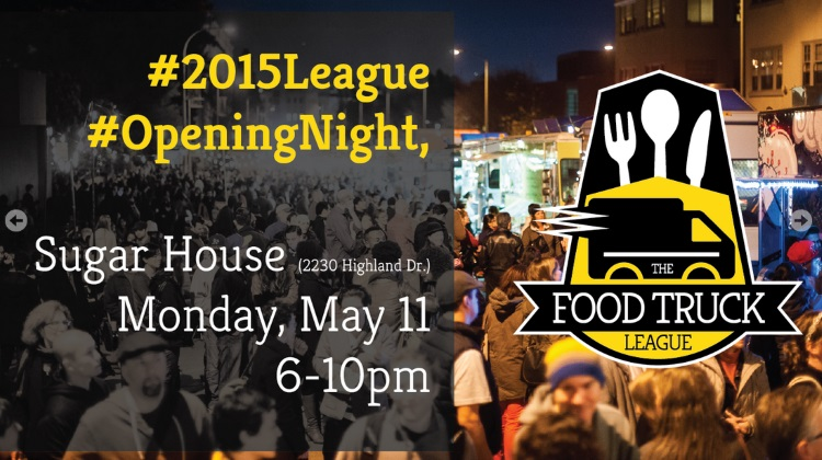 food truck league slc opening night